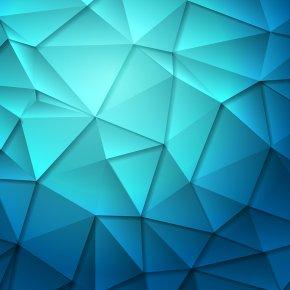 Irregular Geometric Background - Geometry Polygon PNG