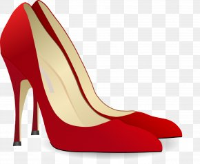 Talon Cliparts - High-heeled Footwear Shoe Clip Art PNG