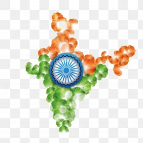 Vector Foam India Independence Day - Indian Independence Day August 15 Wish PNG