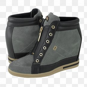 Boot - Sneakers Snow Boot Suede Shoe Fashion PNG