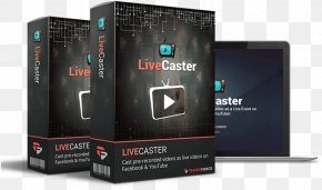 Discount Live - YouTube Video Computer Software Search Engine Optimization Facebook PNG