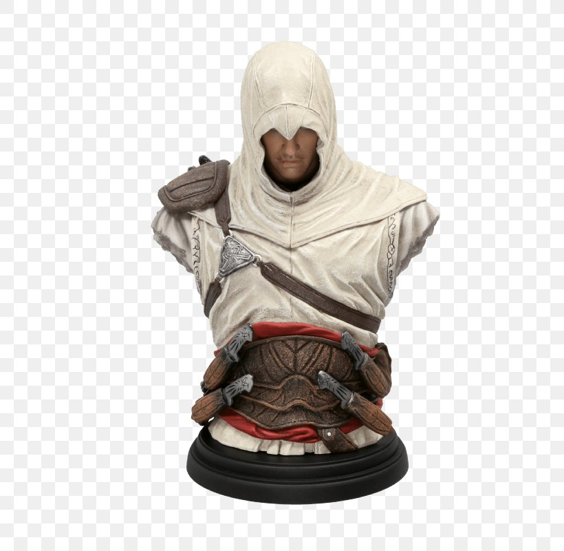 Assassin's Creed III Assassin's Creed: Revelations Ezio Auditore Assassin's Creed: Altaïr's Chronicles, PNG, 800x800px, Ezio Auditore, Assassins, Connor Kenway, Figurine, Sculpture Download Free