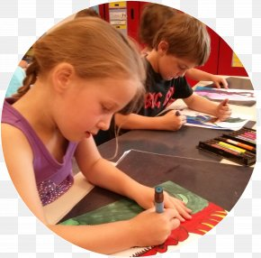 Accompany You Crazy Summer Activities - Igimo Art Station Drawing Painting Miami PNG