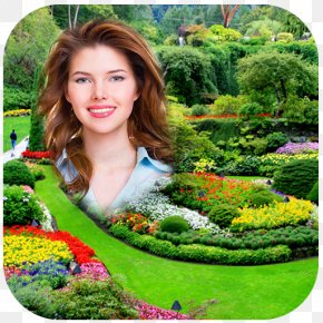 Android - Picture Frames Garden Download PNG