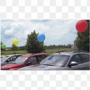 Car - Car Dealership Balloon Family Car Luxury Vehicle PNG