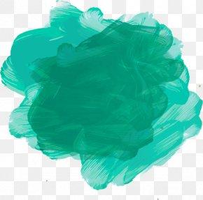 Green Watercolor PNG