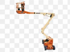 Crane - JLG Industries Aerial Work Platform Forklift Heavy Machinery Telescopic Handler PNG