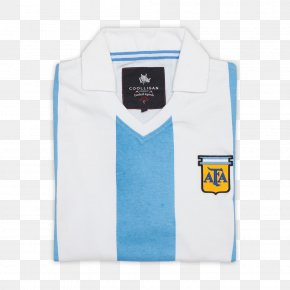 T-shirt - T-shirt Clothing Argentina National Football Team 1966 FIFA World Cup Sleeve PNG