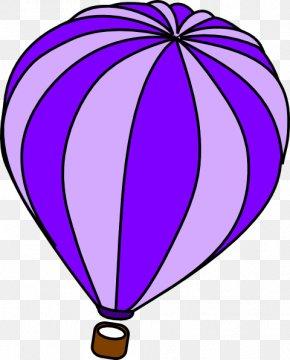 Air Baloon - Hot Air Balloon Flight Air Travel Clip Art PNG