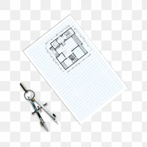 Interior Design Toilet Paper Diagram With Compasses - Paper Interior Design Services PNG
