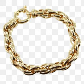 Gold - Bracelet Gold Necklace Jewellery Chain PNG