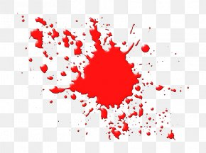 Bloodstain Vector - Drawing Cartoon Blood Clip Art PNG