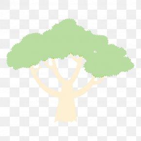 Logo Symbol - Green Tree Leaf Plant Symbol PNG