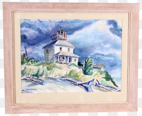 Painting - Watercolor Painting Picture Frames The Arts PNG