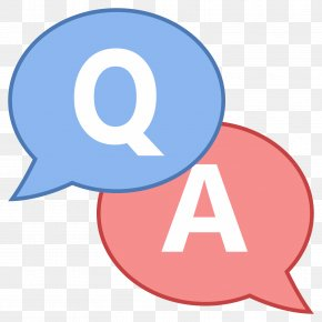 Answer Icon - Information Online Chat PNG