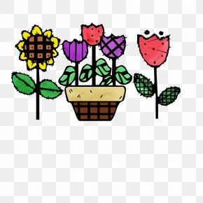 Herbaceous Plant Plant - Flowerpot Clip Art Plant Herbaceous Plant PNG