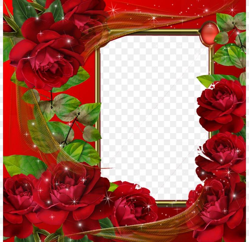 flower photo frame editor free download