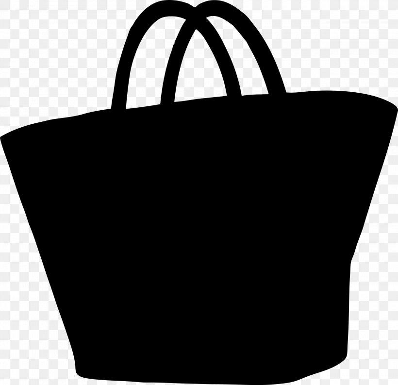 Tote Bag Black & White, PNG, 2501x2420px, Tote Bag, Bag, Black, Black M, Black White M Download Free