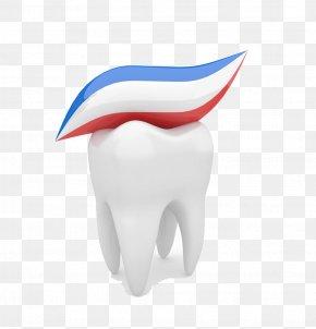 Brush Teeth - Toothpaste PNG