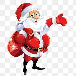 Santa Claus - Santa Claus Christmas Ornament Noel Baba Clip Art PNG