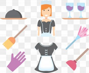 Cleaning Tools - Cleaning Illustration PNG