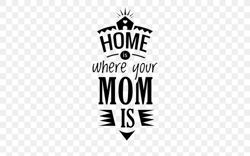 Mother's Day Gift, PNG, 512x512px, Mother, Area, Autocad Dxf, Black, Black And White Download Free