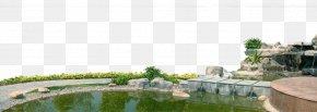 Creative Garden Lake - Lake Garden PNG