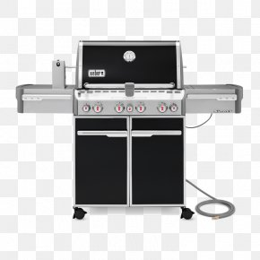 Gas Stove Grill - Barbecue Weber Summit E-470 Weber-Stephen Products Natural Gas Grilling PNG