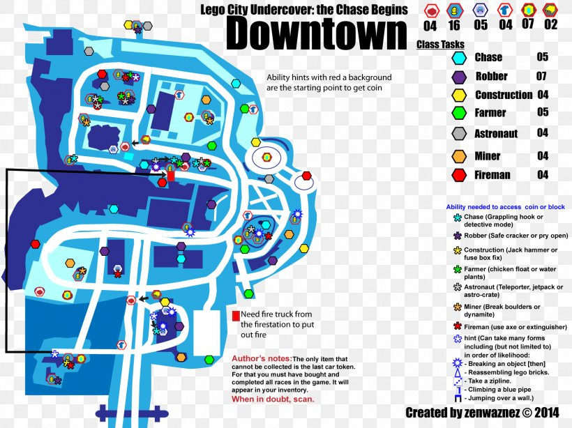 Lego City Undercover The Chase Begins Wii U Png 1667x1250px Lego City Undercover Area Diagram Engineering