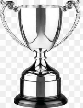 Trophy Photo - Trophy Silver Cup Award Engraving PNG