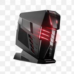 Computer - Graphics Cards & Video Adapters Desktop Computers Video Game Gaming Computer PNG
