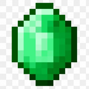 Minecraft Emerald - Minecraft: Pocket Edition Roblox Emerald Item PNG
