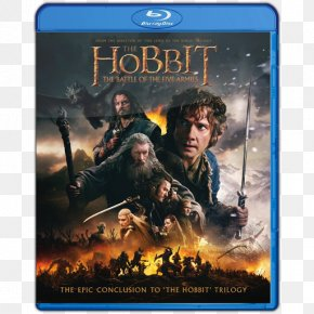 Hobbit The Battle Of The Five Armies - Blu-ray Disc The Hobbit Digital Copy DVD Ireland PNG