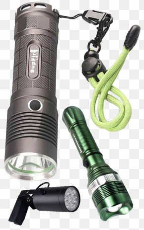 Single Band Torch - Flashlight Lighting SureFire PNG