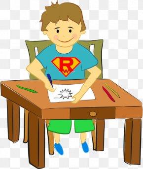 Child - Child Pre-school Table Clip Art PNG