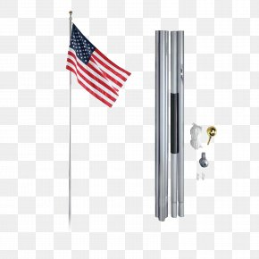 United States - Flag Of The United States Flagpole Clip Art PNG