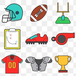 American Football Vector Accessories - American Football Euclidean Vector Basketball PNG
