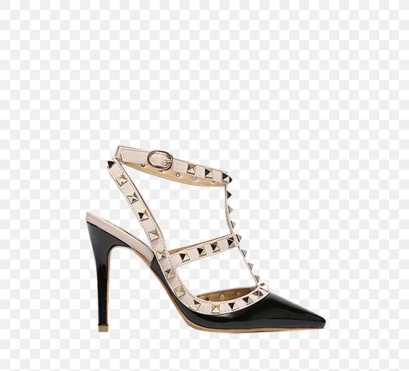 Court Shoe Strap Sandal High-heeled Shoe, PNG, 558x744px, Court Shoe, Absatz, Ankle, Basic Pump, Footwear Download Free