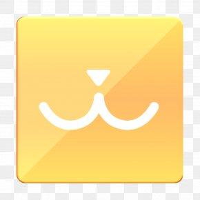 Yellow Square Icon - Gloss Icon Media Icon Miu Icon PNG