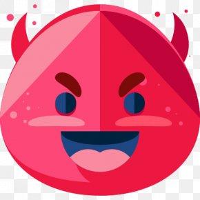 Smiley - Smiley Emoticon Devil Clip Art PNG