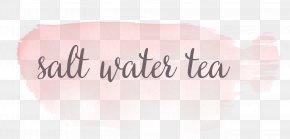 Quartz Crystal - Logo Brand Close-up Pink M Font PNG