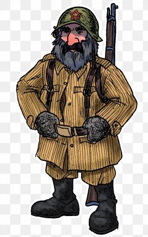 Cartoon Drawing Comics Illustration Soldier PNG