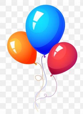 Party Balloon - Infante Creations Balloon Decor Clip Art PNG