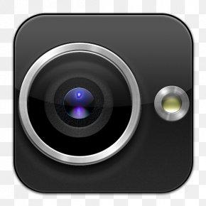 IPhone BK Flash - Multimedia Cameras & Optics Lens PNG
