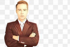 Formal Wear Jaw - Gentleman Male Suit Standing Forehead PNG