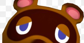 Japanese Raccoon Dog - Tom Nook Animal Crossing: New Leaf Video Game I Wanna Be The Guy PNG