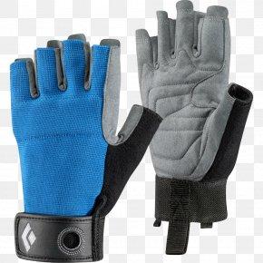 Gloves - Black Diamond Equipment Climbing Glove Belaying Finger PNG