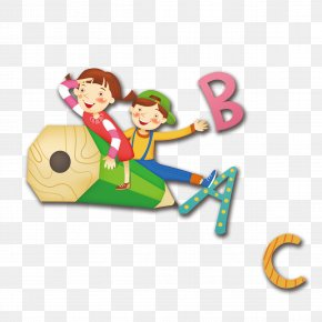Color Pencil Alphabet Drawing Class - Colored Pencil Drawing PNG