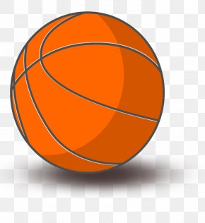 Inkscape Images - Sphere Basketball PNG
