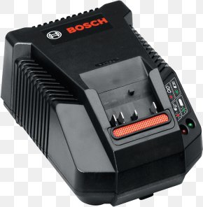 Battery Charger - Battery Charger AC Adapter Lithium-ion Battery Bosch Electric Battery PNG